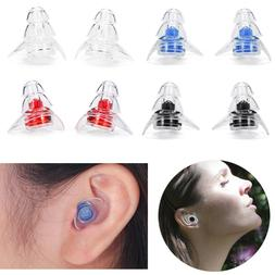 1 Pair Soft Silicone <font><b>Ear</b></font> <font><b>Plugs<