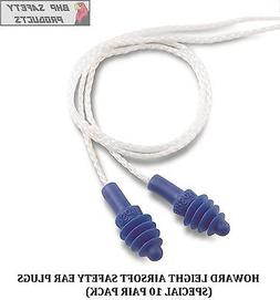HOWARD LEIGHT DPAS-30W AIRSOFT REUSABLE EAR PLUGS W/ WHITE