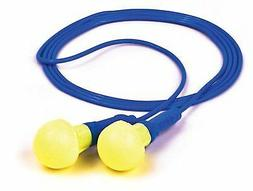 5 FIVE Pairs 3M Push-In Ear Plugs, Corded NRR28 28dB -  New