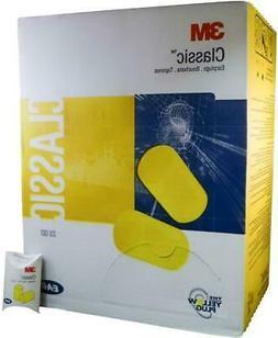 3M 1100 Disposable Foam Ear Plugs  200/Box 2 Boxes - MS92100