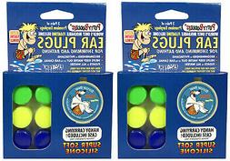 2 Pack Ear Band-It Soft Silicone Putty Buddies Waterproof Ea