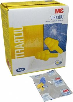 340-4004 - 3M REUSABLE EAR PLUGS EAR ULTRAFIT WITH CORD 100