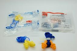 3M Ultrafit Corded Reusable Ear Plugs,3m 1270 ear plugs 32db
