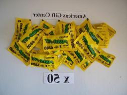 Moldex 6800 Purafit Green Uncorded Earplugs Bag 10 Pairs