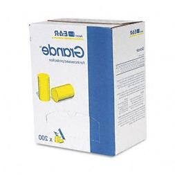 Aearo E•A•R® Classic® Plus Plugs EARPLUGS,CLSC,UNCRD 0