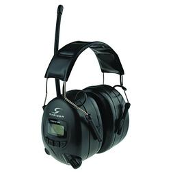 Radian Am/Fm Digital Radio Electronic Earmuff w/ LCD Display