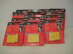 AOSafety Disposable Earplugs Yellow 4 Pair 90580 Pack Of 10