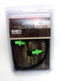 Mossy Oak Banded NRR22 Ear Plugs