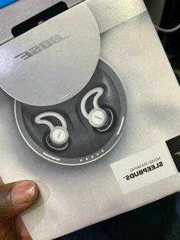 BRAND NEW Bose Wireless Noise-Masking Sleepbuds Silver - Lul
