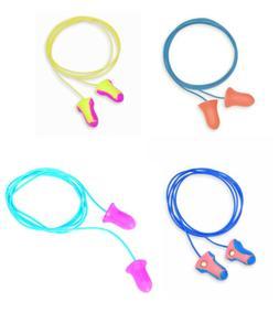 by honeywell corded disposable foam earplugs 100