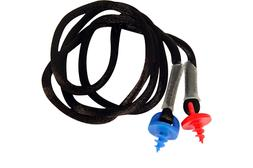 Radians CEPNC-B Custom Molded Earplugs Black Neckcord with R
