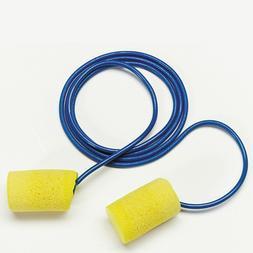 Classic Corded E-A-R Ear Plugs 29-DB Individual Pkgs - 7 Pai