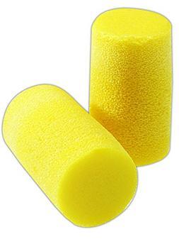 310-1101 Classic Plus Disposable Foam Uncorded Earplugs
