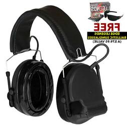 3M Peltor Comtac III Hearing Defenders w/Gel Ear Cushions w/