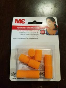 3M 90580-4-10C Disposable Earplugs