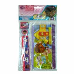 Doc McStuffins 4pc Stationery Set