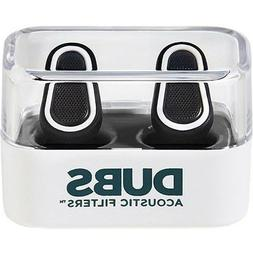 DUBS Acoustic Filters 12 dB Noise Reduction, Hearing Protect