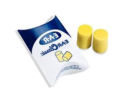 3M E-A-R Classic Earplugs, Pillow Paks, Uncorded, Foam, Yell