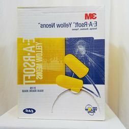 E-A-Rsoft Yellow Neons Foam Earplugs Style: Size Group:Regul