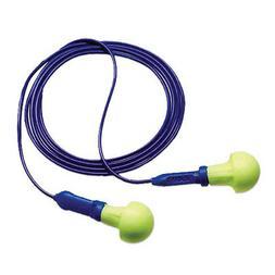 E-A-R Push-Ins Earplugs - Noise Protection - Foam, Polyureth