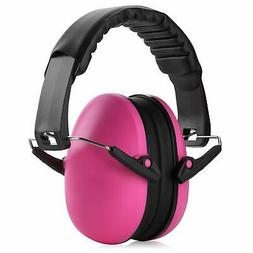 Ear Muffs Noise Protection - Pink Hearing Protection and Noi