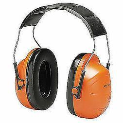 AEARO Ear Muffs,Over-the-Head,NRR 24dB, H31A