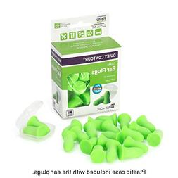 Ear Plugs 10 Pair with Case Ear Plug for Sleeping Snoring Lo