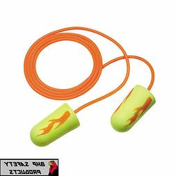 3M EAR YELLOW NEON BLASTS DISPOSABLE FOAM EAR PLUGS 311-1252