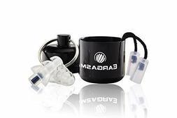 Eargasm Activewear Series Earplugs in Black Case