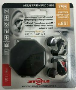 Surefire EarPro Sonic Defender Ultra Ear Protection