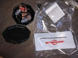 SureFire EP4-MPR EP4 Sonic Defender Earplugs Clear Triple Fl