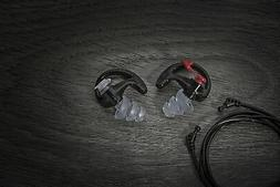EP4 Sonic Defenders Plus Filtered Earplugs Triple Flanged De