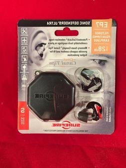SureFire EP7-BK-SPR EP7 Sonic Defenders Ultra Earplugs Foam