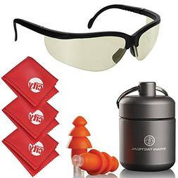 eyes ear protection 29nrr shooting