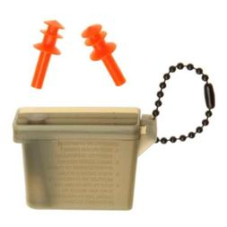 gi ear plugs hearing protection with case