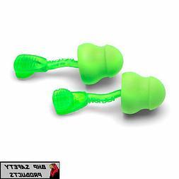 MOLDEX GLIDE TWIST-IN DISPOSABLE FOAM POD EAR PLUGS 6945 NRR