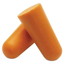Jackson Safety H10 Disposable Earplugs Uncorded, Orange