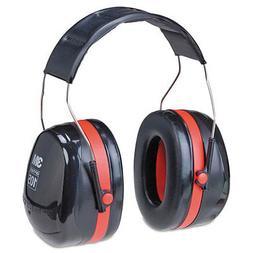 3M H10A Peltor Optime 105 Over-the-Head Earmuffs **Free US S
