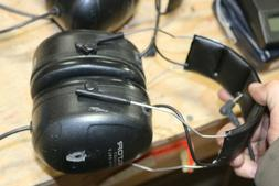headset listen only