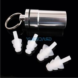 Hearing Protection Ear Plugs Concerts Noise Reducing Musicia