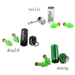 Tourbon Silicone Ear Plugs Hearing Protection Noise Reductio