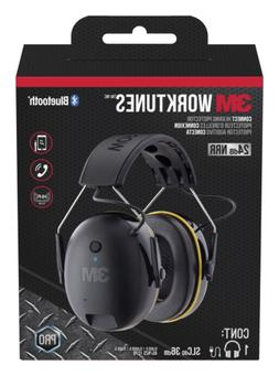 Hearing Protector 3M Bluetooth Ear Muffs Hi-FI Headset Sound