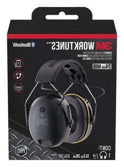 Hearing Protector 3M Bluetooth Ear Muffs Hi-FI Headset Sound