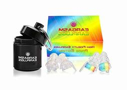 Eargasm High Fidelity Earplugs: Pride Edition - Show Your Tr
