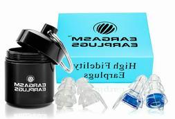 Eargasm High Fidelity Earplugs with Premium Gift Box Packagi