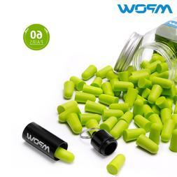 Mpow HP055 60 Pairs <font><b>Foam</b></font> <font><b>Ear</b