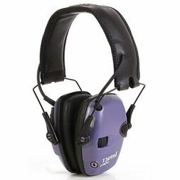 Howard Leight Impact Sport Purple Electronic earmuff SKU: R-