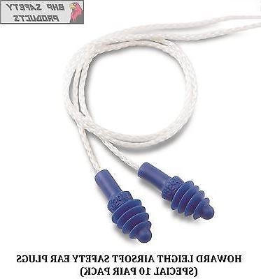10 pair dpas 30w airsoft reusable ear