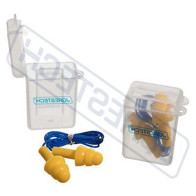 10 Pcs Soft Silicone Ear Plug Reusable Protection Earplug