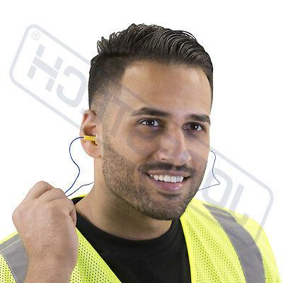 10 Pcs Ear Plug Hearing Protection With